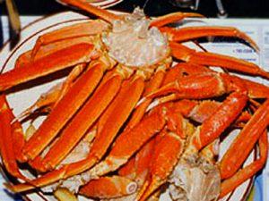 Crab & Crab Cakes